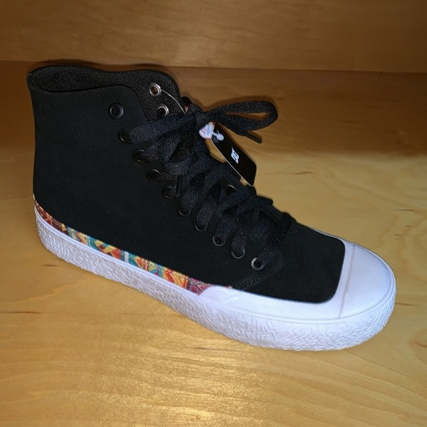 T-Funk Hi S (Black / White)