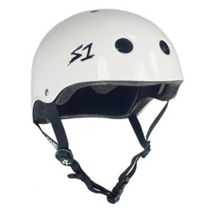 Lifer Helmet White Gloss
