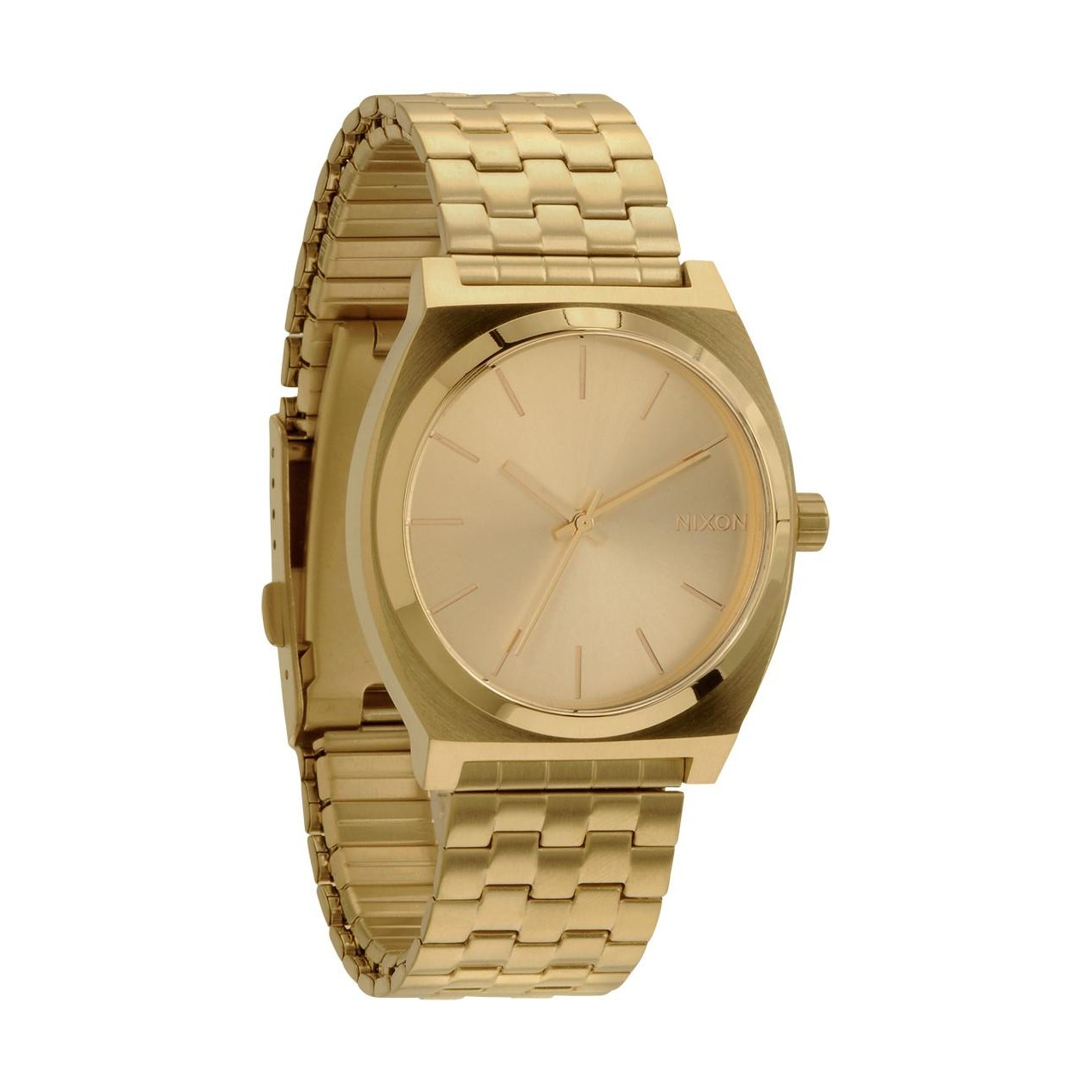 Nixon Time Teller (All Gold/Gold)