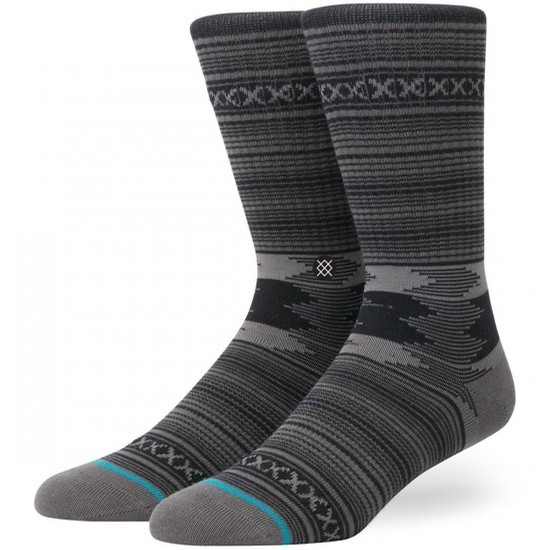 STANCE Guadalupe (Charcoal)