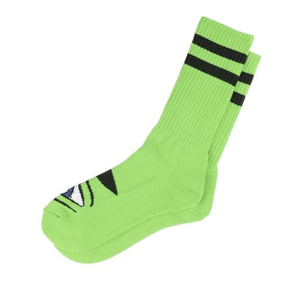 Toy Machine Sect Eye III Sock (Green)