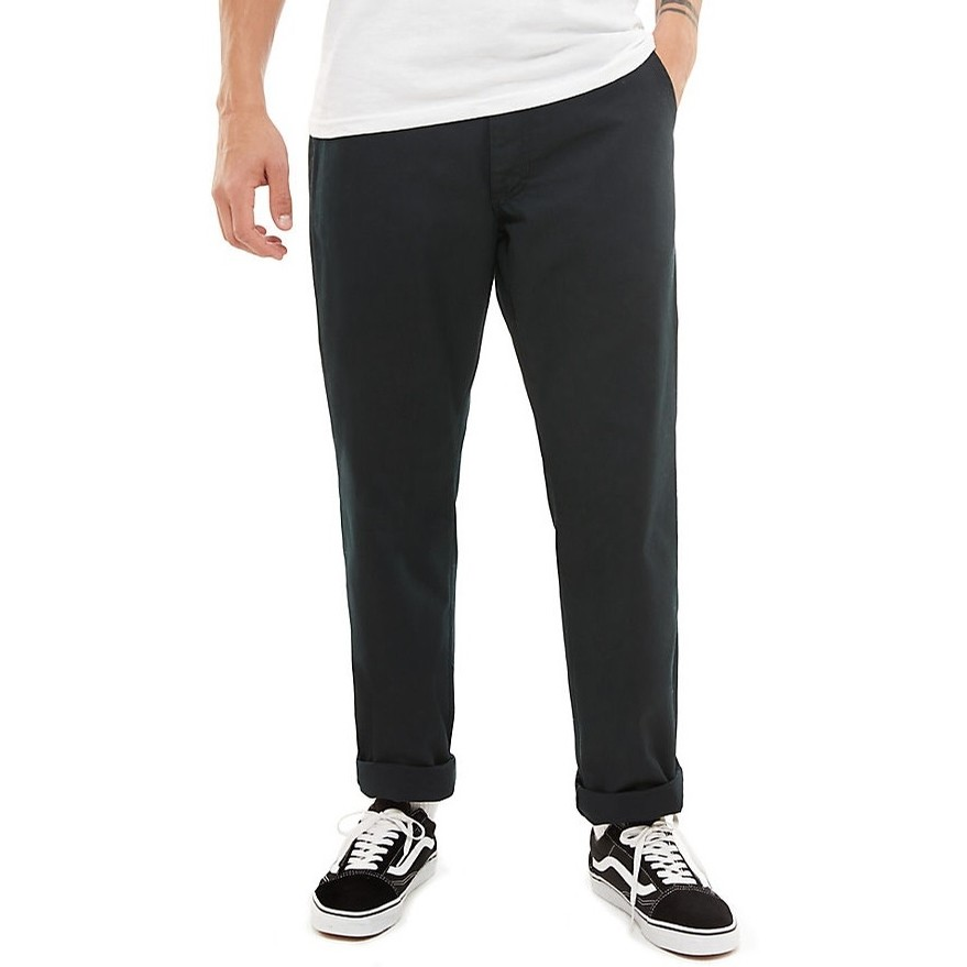 091a951ac6 Authentic Chino Pro Pant (Black)