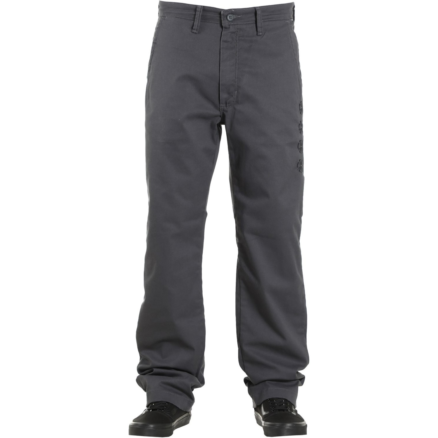 Authentic Chino Pro Pant (Independent) Asphalt 0aa11ec685