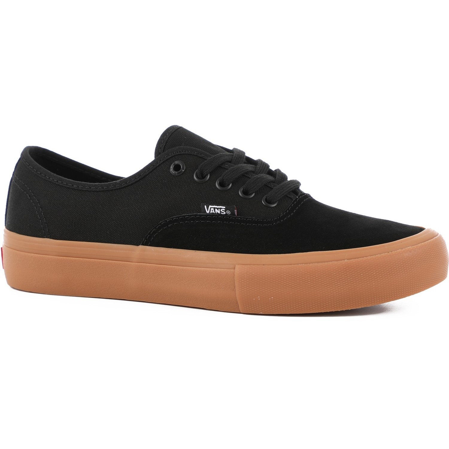 Vans Authentic Pro (Black/Classic Gum) Mens at Tempe