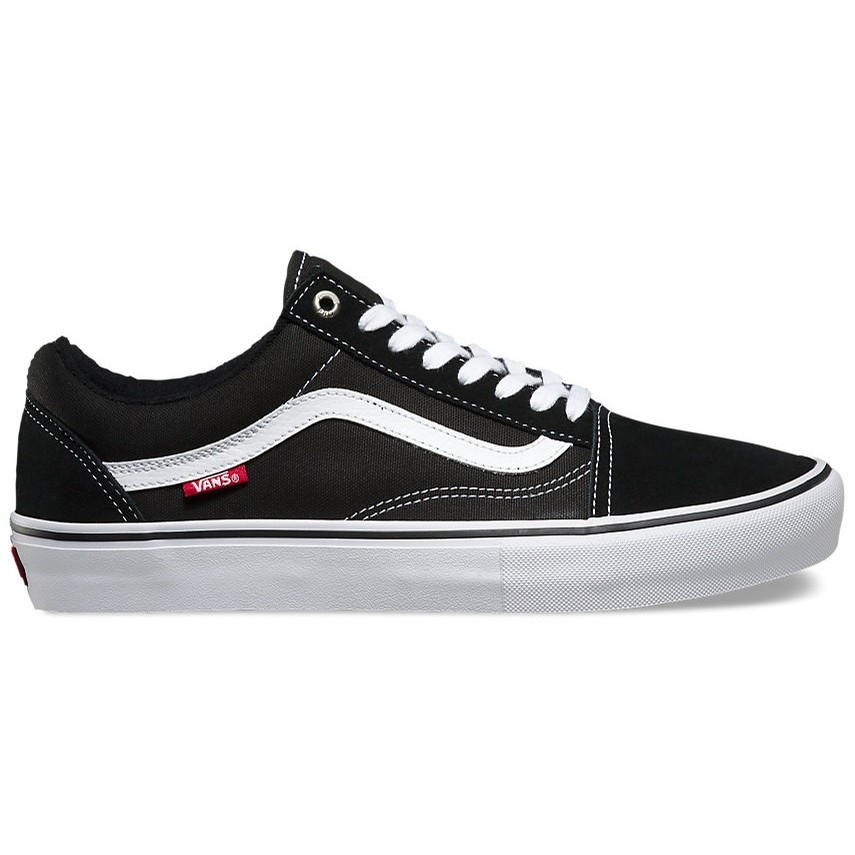 Vans Old Skool Pro (Black/White)