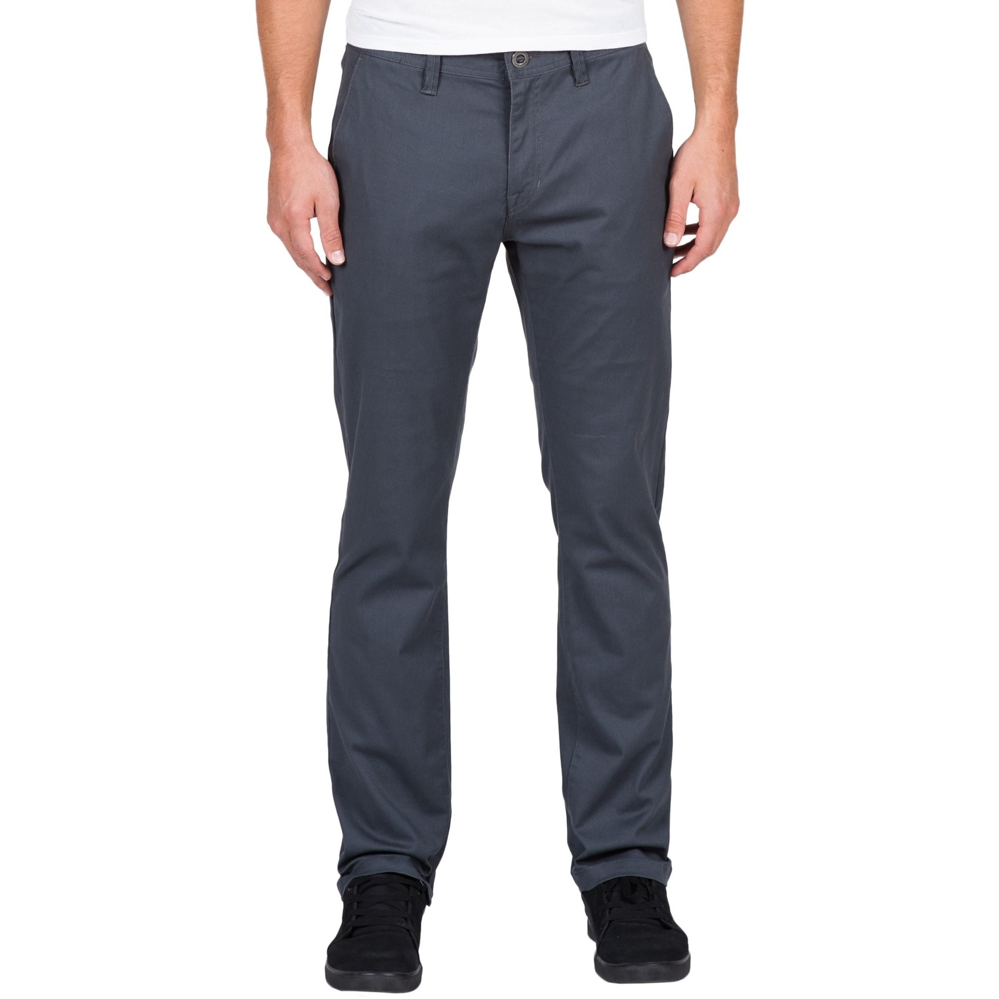 Volcom Frickin Modern Stretch Pant (Charcoal)