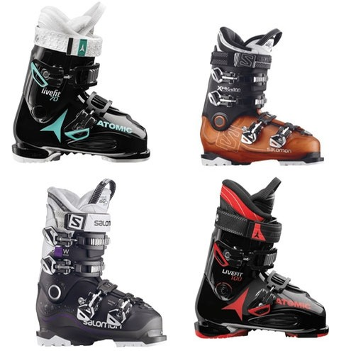 Demo Ski Boots only